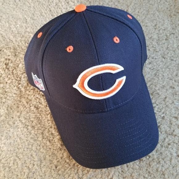 5021d27fd Chicago Bears Adjustable Hat